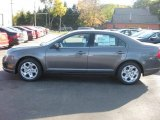 2011 Sterling Grey Metallic Ford Fusion SE V6 #38342416