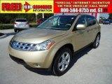 2004 Luminous Gold Metallic Nissan Murano SL #38342701