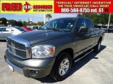 2007 Mineral Gray Metallic Dodge Ram 1500 Laramie Quad Cab #38342704