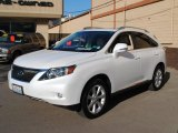 2010 Lexus RX 350 AWD Data, Info and Specs