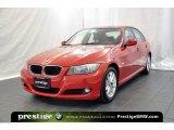 2010 Crimson Red BMW 3 Series 328i xDrive Sedan #38341869