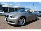 2009 Platinum Bronze Metallic BMW 3 Series 328i Convertible #38342483