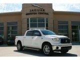 2010 Super White Toyota Tundra TRD CrewMax #38342748
