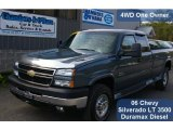 2006 Chevrolet Silverado 3500 LT Extended Cab 4x4 Data, Info and Specs