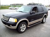 2005 Ford Explorer Black