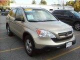 2007 Borrego Beige Metallic Honda CR-V LX 4WD #38342502