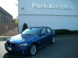 2010 Montego Blue Metallic BMW 3 Series 328i xDrive Sedan #38341934