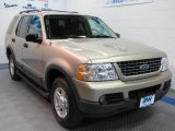 2003 Harvest Gold Metallic Ford Explorer XLT 4x4 #38342513