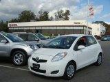 2009 Toyota Yaris 5 Door Liftback
