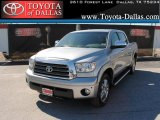 2008 Silver Sky Metallic Toyota Tundra Limited CrewMax #38342045