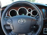 2008 Toyota Tundra Limited CrewMax Steering Wheel