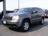 2008 Mineral Gray Metallic Jeep Grand Cherokee Laredo 4x4 #38342565