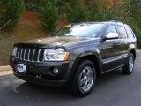 2006 Dark Khaki Pearl Jeep Grand Cherokee Overland 4x4 #38342571