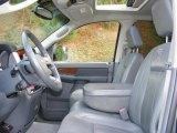 2007 Dodge Ram 3500 Laramie Quad Cab 4x4 Medium Slate Gray Interior
