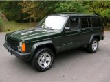 Jeep Cherokee 1996 Data, Info and Specs