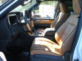 2011 Lincoln Navigator Limited Edition 4x4 Canyon/Black Interior
