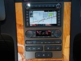 2011 Lincoln Navigator Limited Edition 4x4 Controls