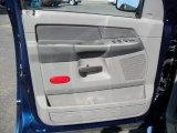 2008 Dodge Ram 1500 TRX Quad Cab Door Panel