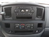 2008 Dodge Ram 1500 TRX Quad Cab Controls
