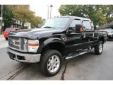 2008 Ford F350 Super Duty Lariat Crew Cab 4x4 Data, Info and Specs