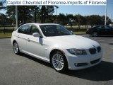 2011 Alpine White BMW 3 Series 335i Sedan #38413351