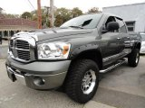 Mineral Gray Metallic Dodge Ram 3500 in 2008