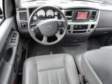 2008 Dodge Ram 3500 Laramie Quad Cab 4x4 Dashboard