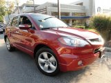 2008 Moroccan Red Pearl Acura RDX  #38412838