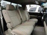 2007 Toyota Tundra Regular Cab Beige Interior