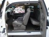 2003 Chevrolet Silverado 2500HD LS Extended Cab 4x4 Medium Gray Interior