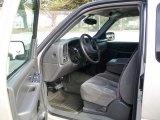 2005 Chevrolet Silverado 1500 LS Extended Cab Dark Charcoal Interior