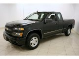 2008 Chevrolet Colorado LS Extended Cab Data, Info and Specs