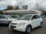 2008 White Diamond Pearl Acura RDX  #38412946