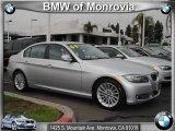2009 Titanium Silver Metallic BMW 3 Series 335i Sedan #38412953