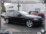2009 Jet Black BMW 3 Series 335i Sedan #38412956