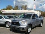 2008 Silver Sky Metallic Toyota Tundra Double Cab 4x4 #38474770