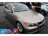 2007 Sonora Metallic BMW 3 Series 335i Sedan #38474785