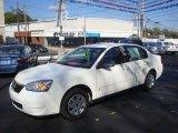 2007 White Chevrolet Malibu LS Sedan #38474531