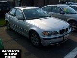 2004 Titanium Silver Metallic BMW 3 Series 325i Sedan #38474253