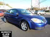 2007 Laser Blue Metallic Chevrolet Cobalt LT Coupe #38474256