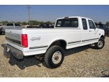 Oxford White Ford F250 in 1995