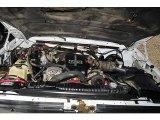 1995 Ford F250 XLT Extended Cab 4x4 7.3 Liter OHV 16-Valve Turbo-Diesel V8 Engine