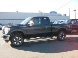 2011 Ford F250 Super Duty Lariat SuperCab 4x4