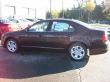 2011 Bordeaux Reserve Metallic Ford Fusion SE #38474879