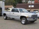 1998 Dodge Ram 1500 Radiant Silver Metallic
