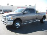 2010 Austin Tan Pearl Dodge Ram 3500 Big Horn Edition Crew Cab 4x4 Dually #38474895