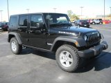 2011 Jeep Wrangler Unlimited Rubicon 4x4 Data, Info and Specs