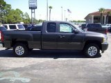 2011 Taupe Gray Metallic Chevrolet Silverado 1500 LS Extended Cab #38474940