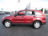 2008 Tango Red Pearl Honda CR-V LX 4WD #38474344