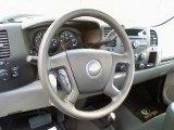 2008 Chevrolet Silverado 1500 Work Truck Regular Cab 4x4 Steering Wheel